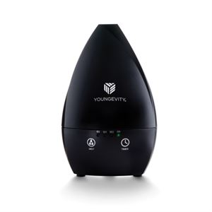 Picture of Teardrop Essential Oils Diffuser - Black