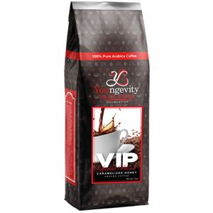 Picture of VIP Coffee - Caramelized Honey Ground (12oz)
