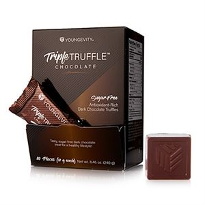 Picture of Triple Truffle™ Chocolate - 20 count box